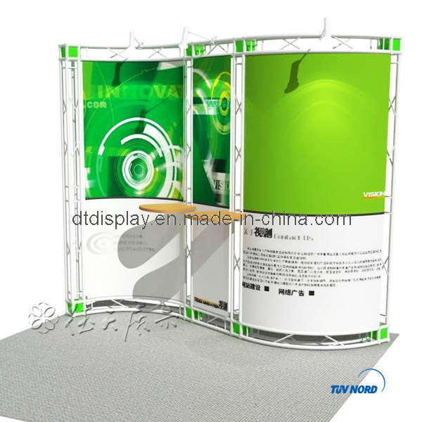 Simple Exhibition Stand Price : China simple exhibit stand dt truss display