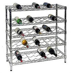 Freezer Display Wire Shelving