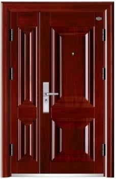 Entrace Steel Security Door for Villa