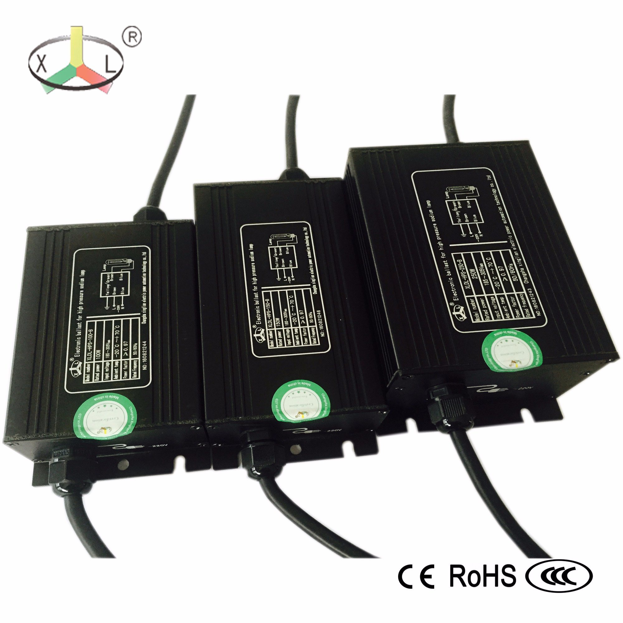 HID Electronic Ballast 1000W
