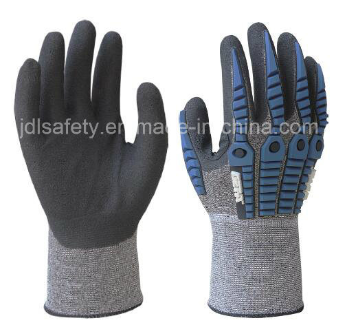 Anti-Impact Safety Glove Gauge 18 (TPR9022)