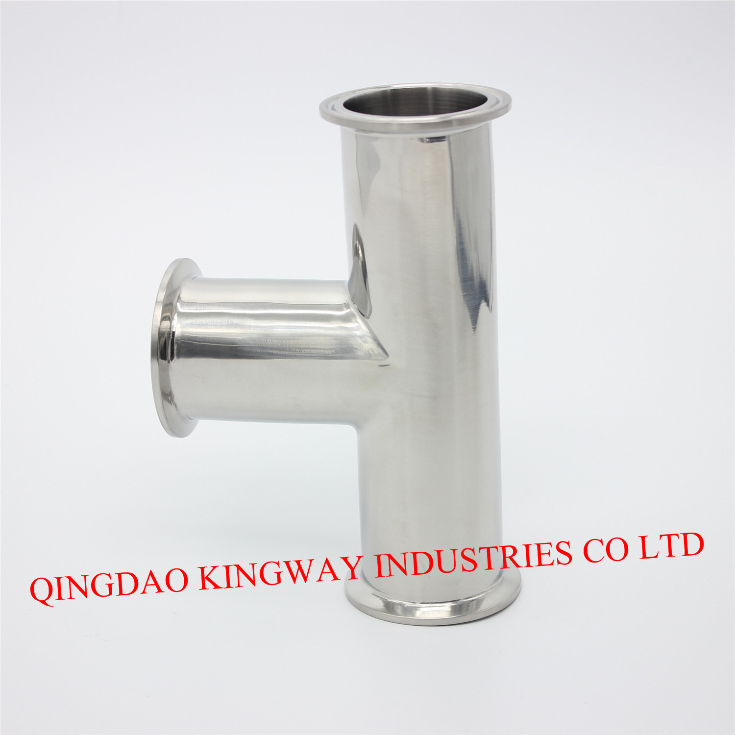 Stainless Steel Sanitary DIN Clamp Tee