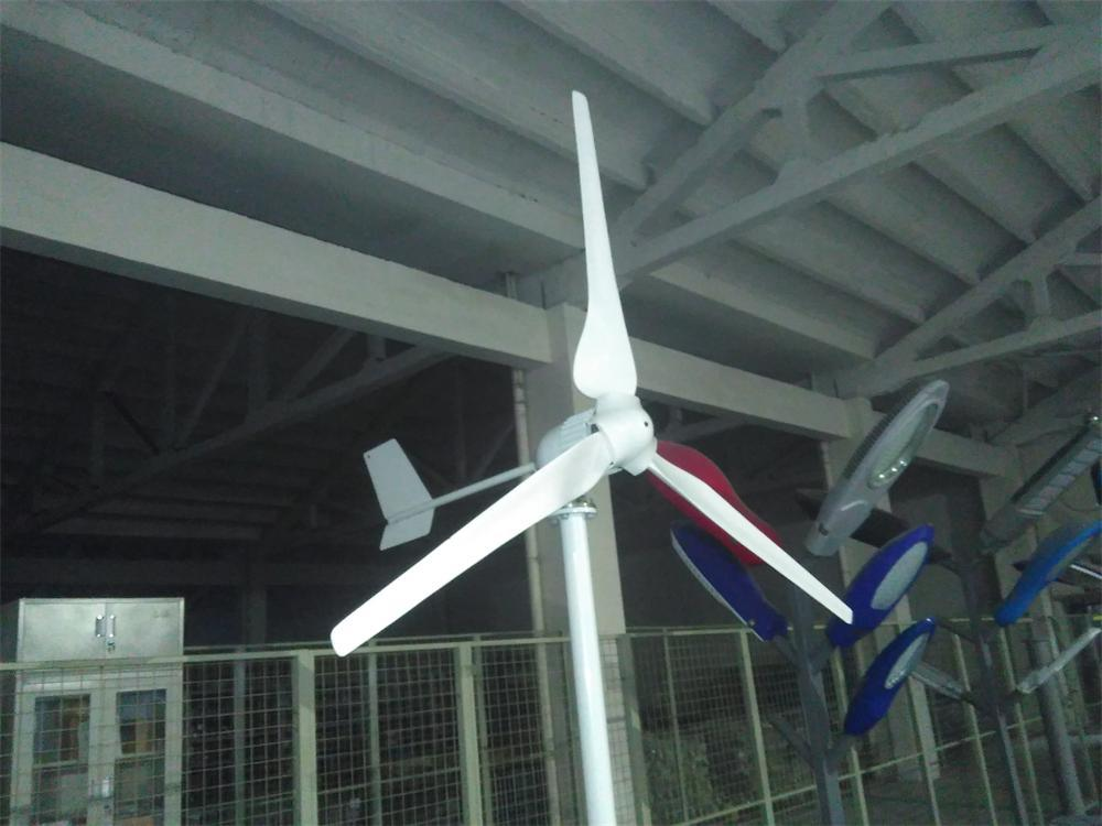 High Quality 800W Horizontal Wind Turbine Generator for Home Use