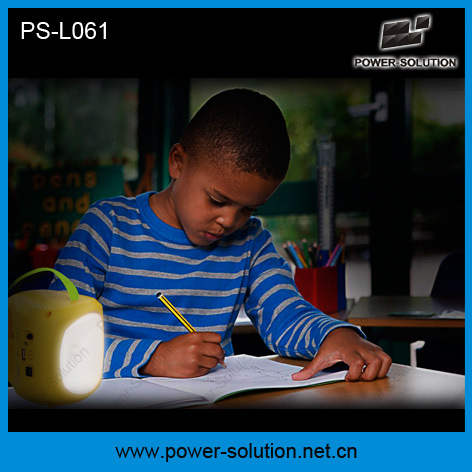 Rechargeable LED Solar Powered Light Lighting for Home & Emergency Lighting