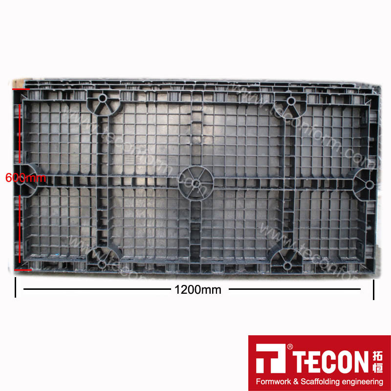 Reusable Fiber Glass Plastic Formwork (TP60)
