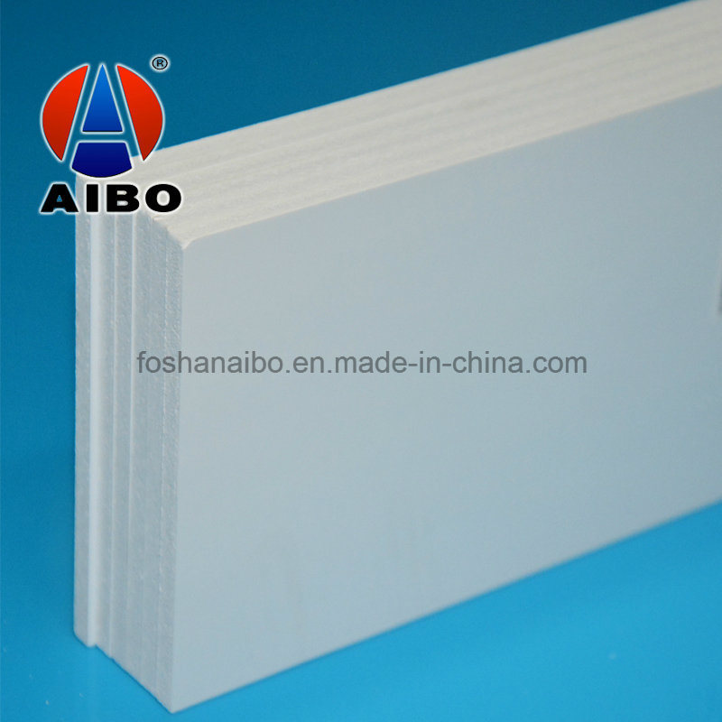 Antiflaming 3-28mm PVC Celuka Foam Board for Cupboard Furniture