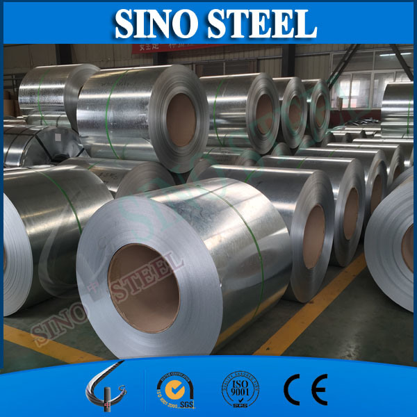 Dx51d Z80 Galvanized Steel Coil for Construction
