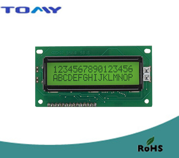 16X2 Stn Character LCD Module