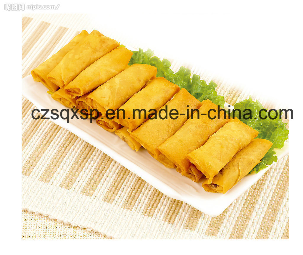 25g Vegetables Spring Roll, Frozen Food, Frozen Style