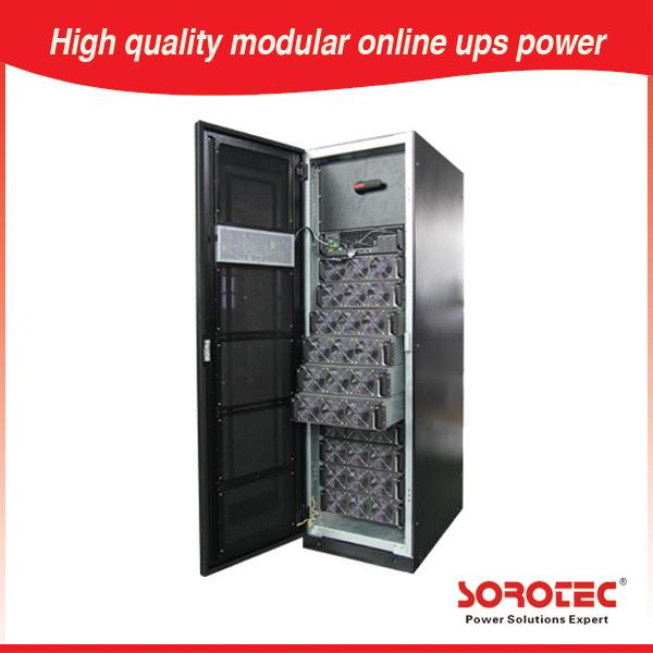 N+X Module Ondulur Online UPS Mps9335c 10kVA to 300kVA Pf=0.9