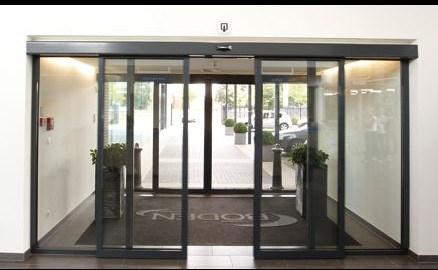 High Quality Hotel Automatic Glass Sliding Doors (HansBurg200) & China High Quality Hotel Automatic Glass Sliding Doors ... Pezcame.Com