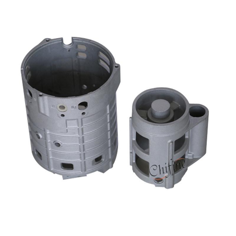 Aluminium Die Casting Motor Shell with Machining