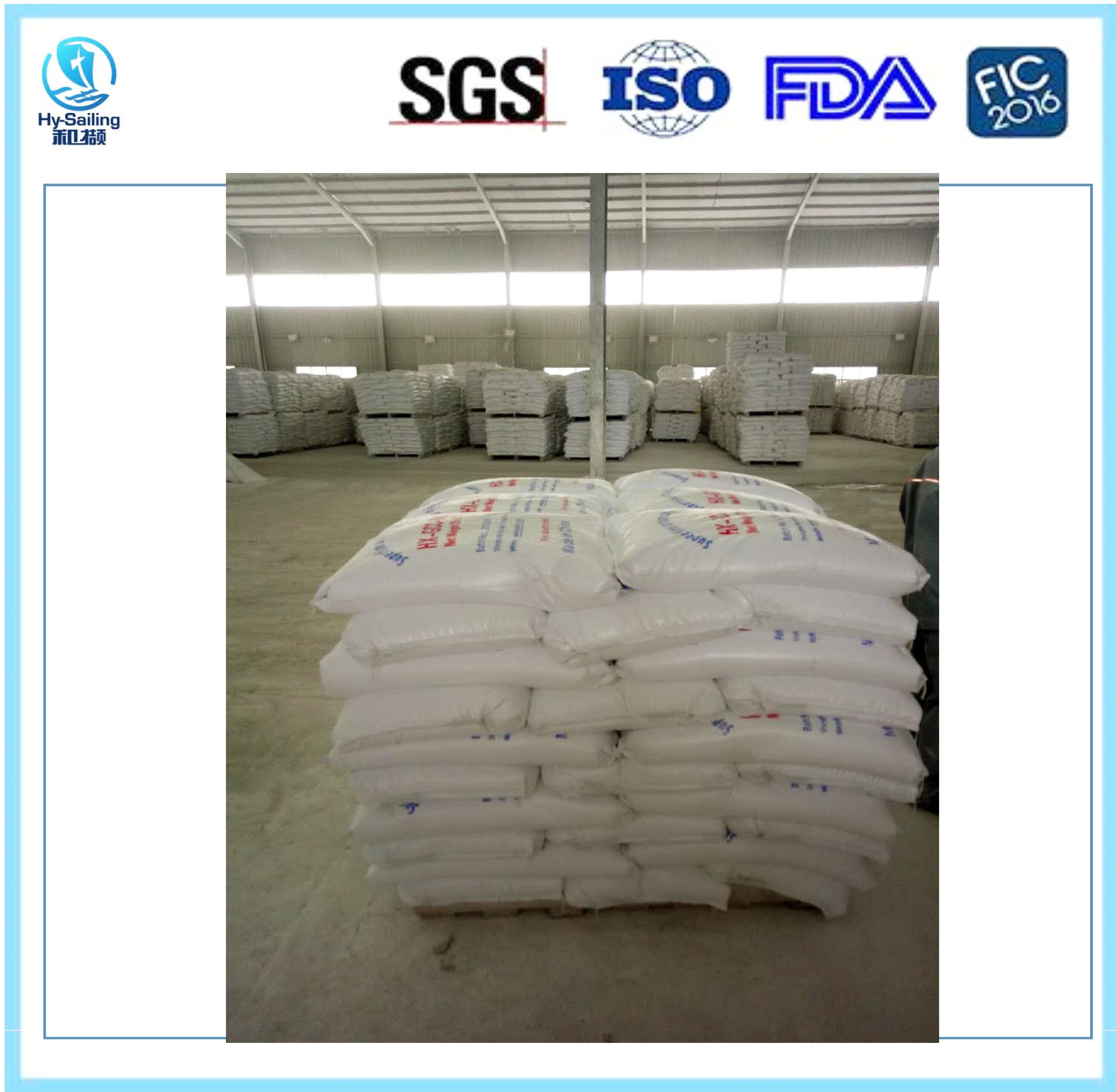 Ground Calcium Carbonate Hxgcc1500