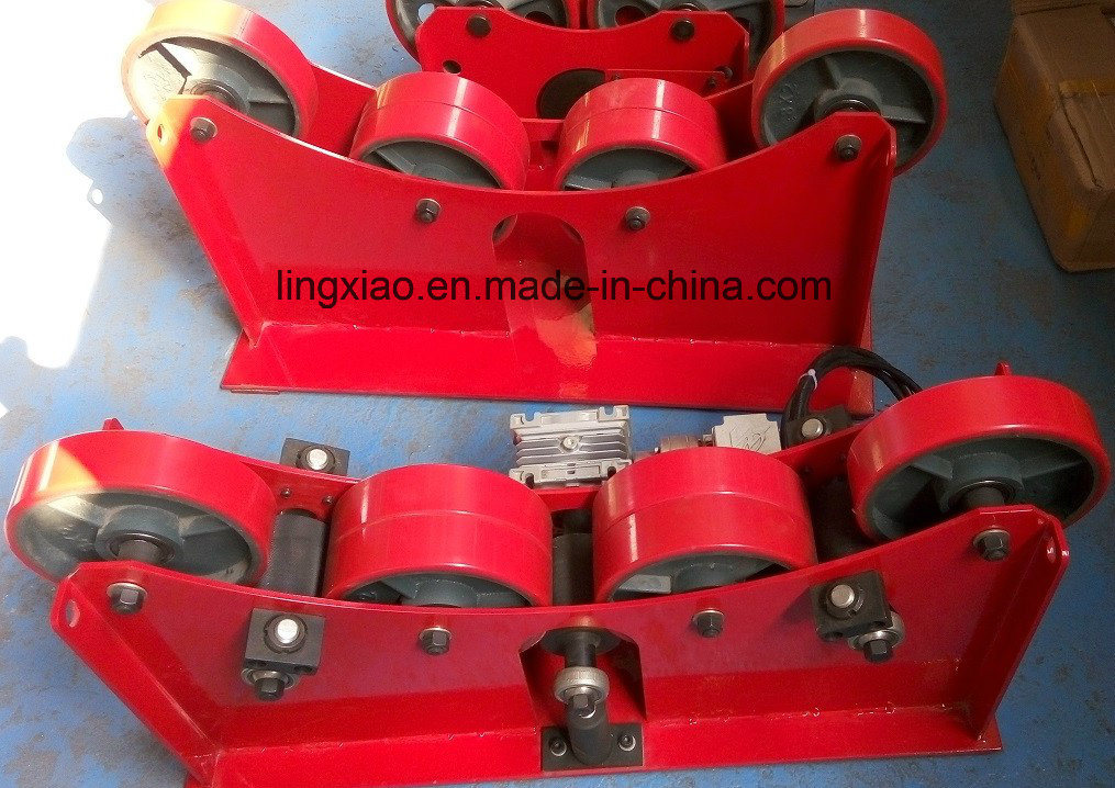 Ce Approved Welding Rotators Hbtr-3000 (Loading: 3 tons) for Pipe Welding