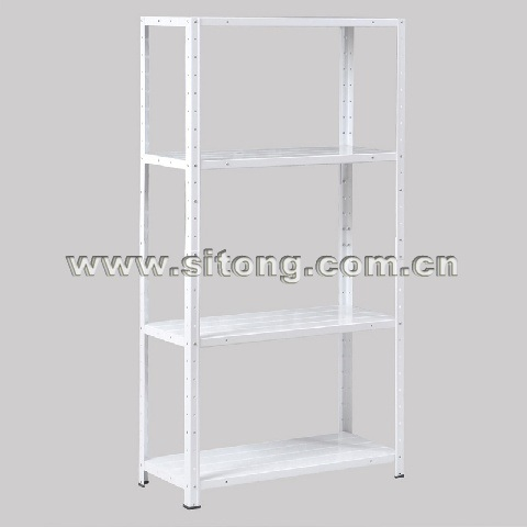 Free Standing Powder Coated Five-Shelf Steel Storage Rack Gorilla Rack