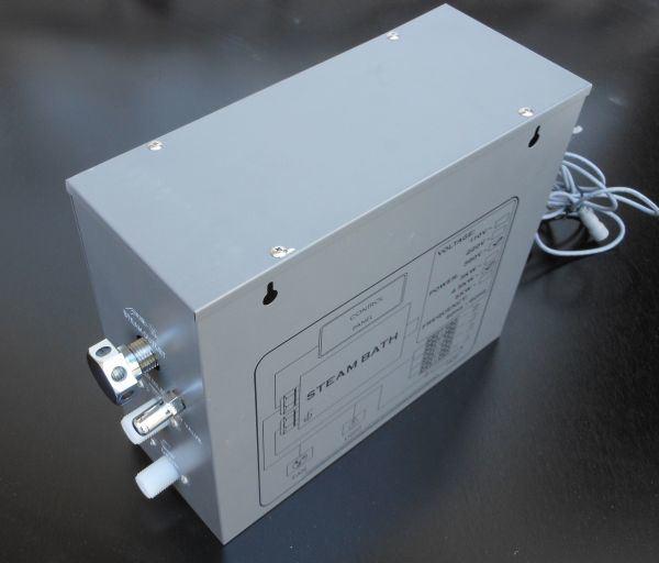 10.5kw Commercial Steam Bath Generator (GS08)