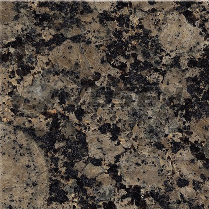 Baltic Brown (granite) - China Countertop, Brown Granite