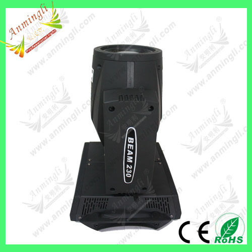 230W 7r Sharpy Beam Moving Head Light Al-G230