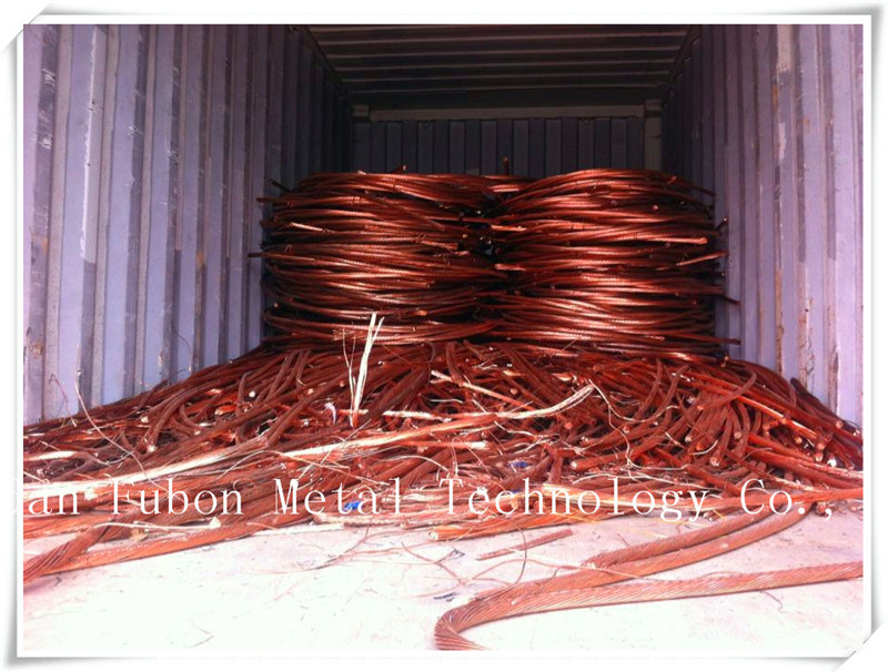 Hot Sell Millberry Pure Copper Wire Scrap 99.9%/Millberry Copper Scrap/ Copper Wire Scrap