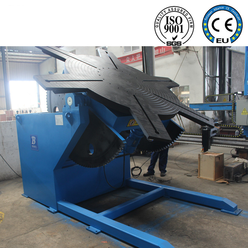 Automatic Welding Positione Tilt Welding Turntable
