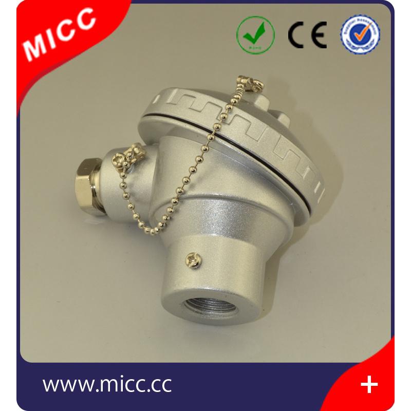 Type K Aluminum Thermocouple Heads (KNE)