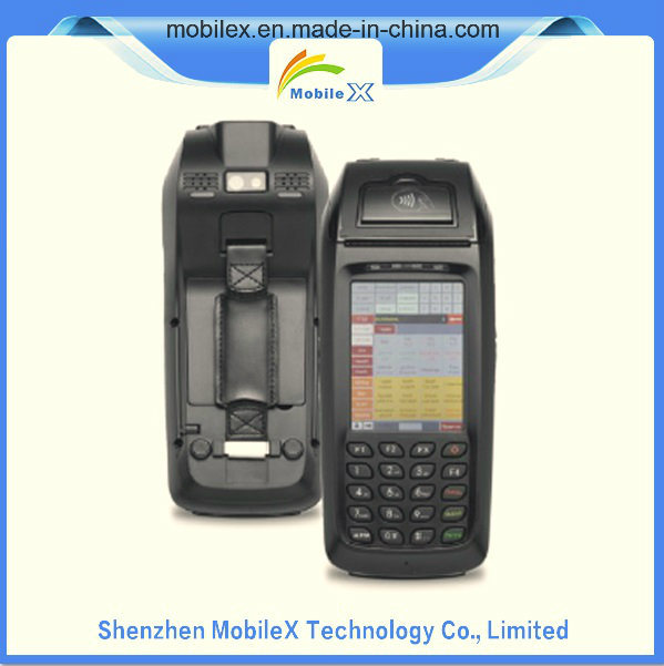Handheld POS with Credit Card Reader, EMV, PCI Certificated