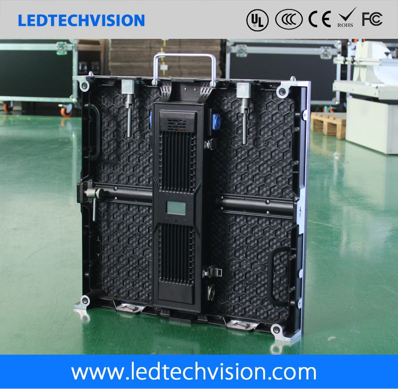 Indoor Rental LED Display P3.91mm (500mm*500mm, 1000mm*500mm die-cast)