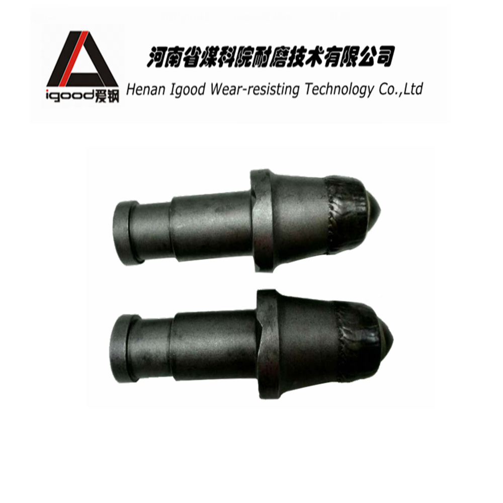 Foundation Piling Conical Pick Bucket Core Barrel Cutting Teeth