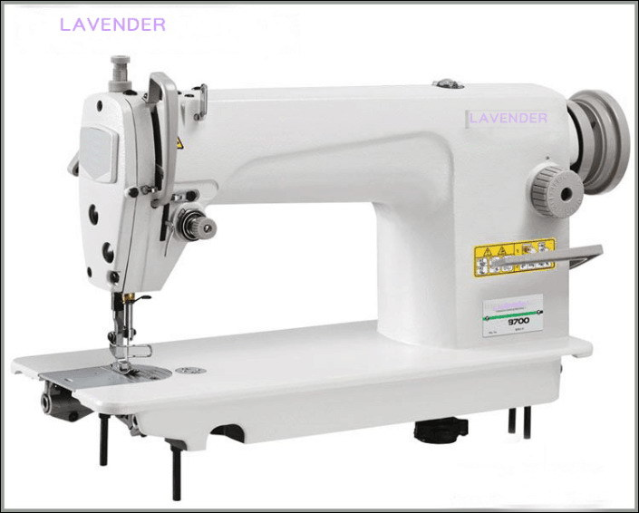 Single Needle High-Speed Lockstitch Sewing Machine
