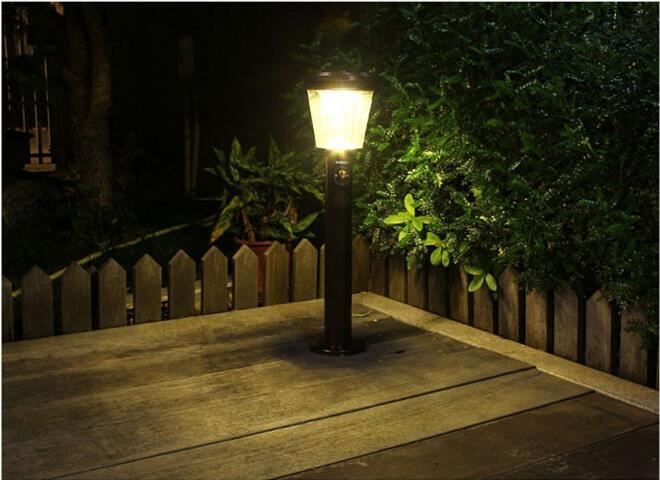 Solar Energy Garden Lawn Light