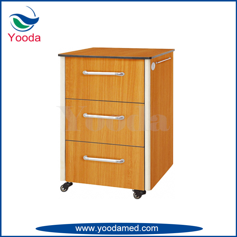 Medical Aluminum Alloy Bedside Locker