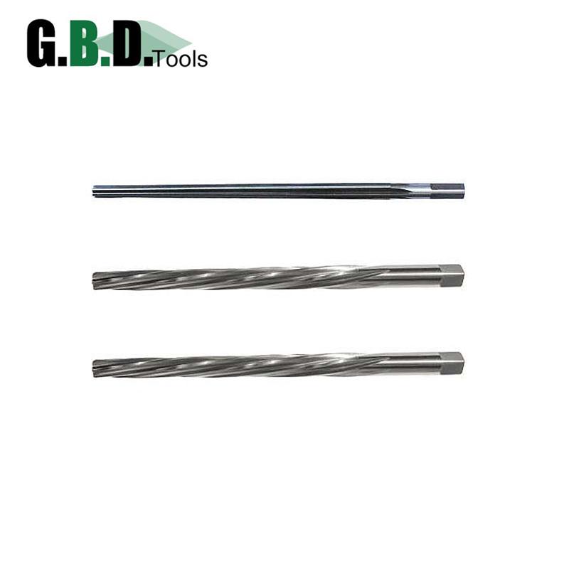 High Speed Steel Taper Pin Reamers/Metric Taper Pin Reamers HSS