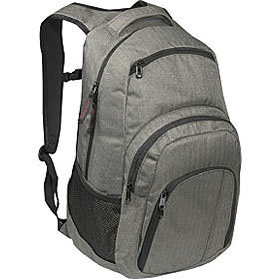 Polyester Sport Laptop Backpack with Roomy Capacity for Outdoor, Travel