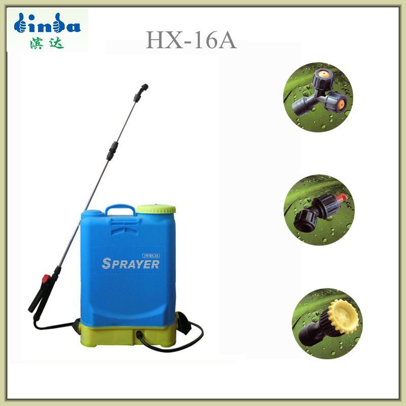 16L Rechargeable Battery Electric Power Farming Sprayer