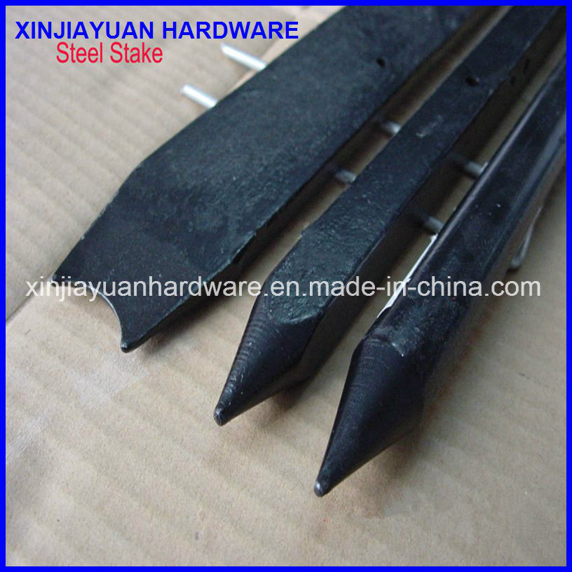 Round Steel Nail Stake