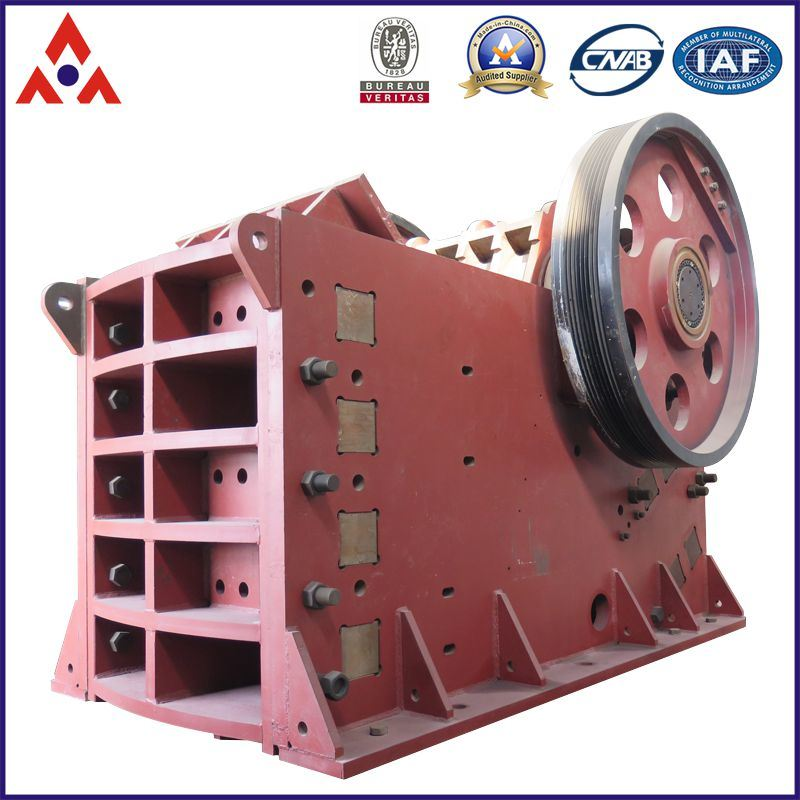 Wearing Resistance Material-Jaw Crusher for Sale India