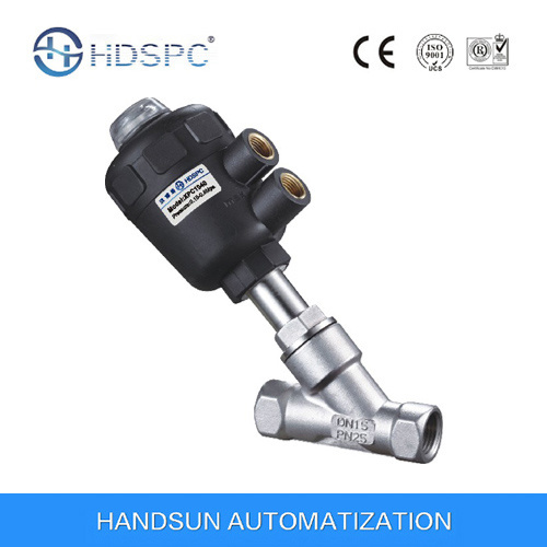Angle Seat Valve for Air Compressor