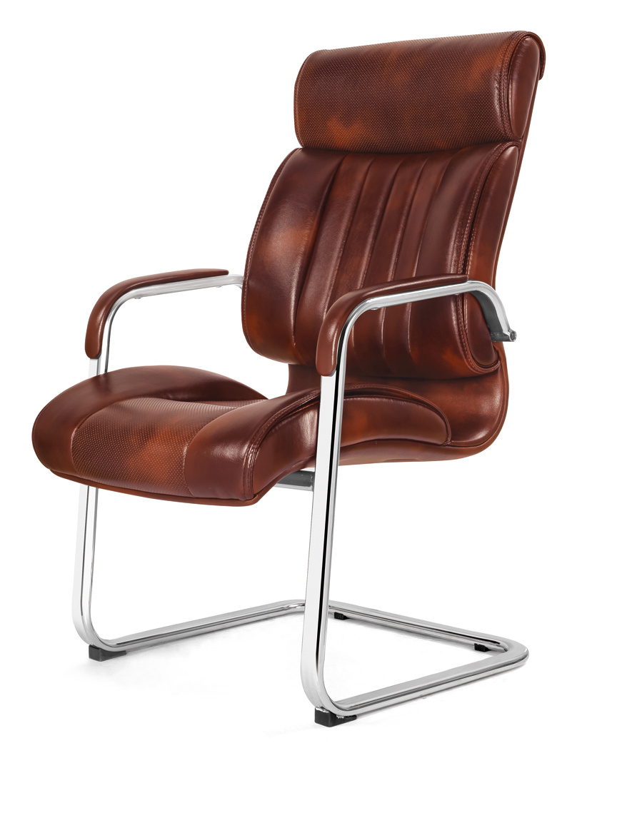 Modern Swivel Leather Office Computer Chair (HX-NCD431)