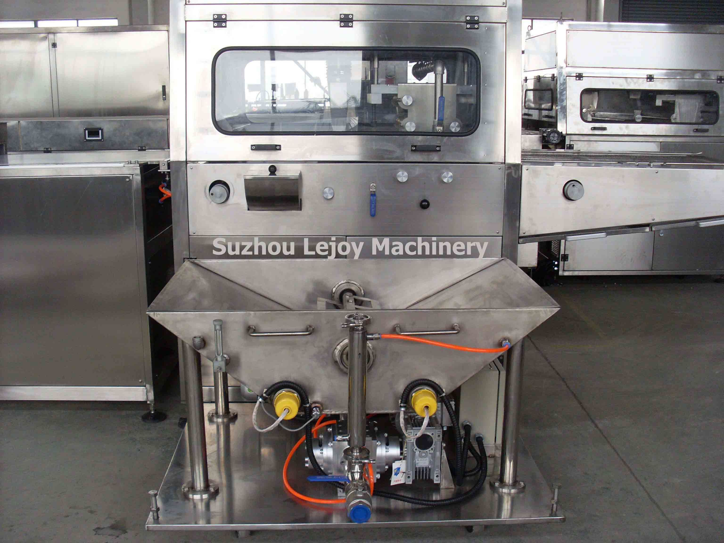 Chocolate Enrobing Machine (A)