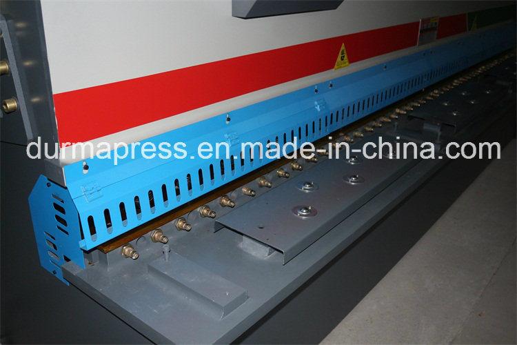 Heavy QC12y 8X6000 Steel Cutting Machine