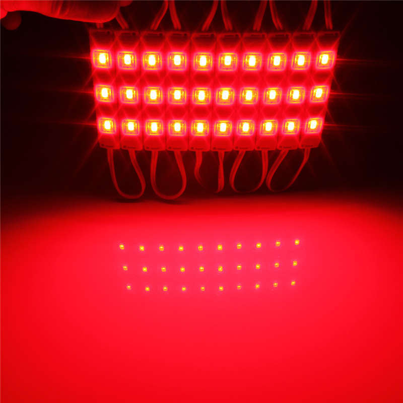 68*20mm RGB 3PCS 5050 LED Module