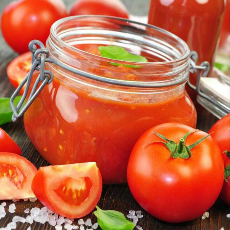 Canned Tomato Sauce, Tomato Puree, Tomato Paste