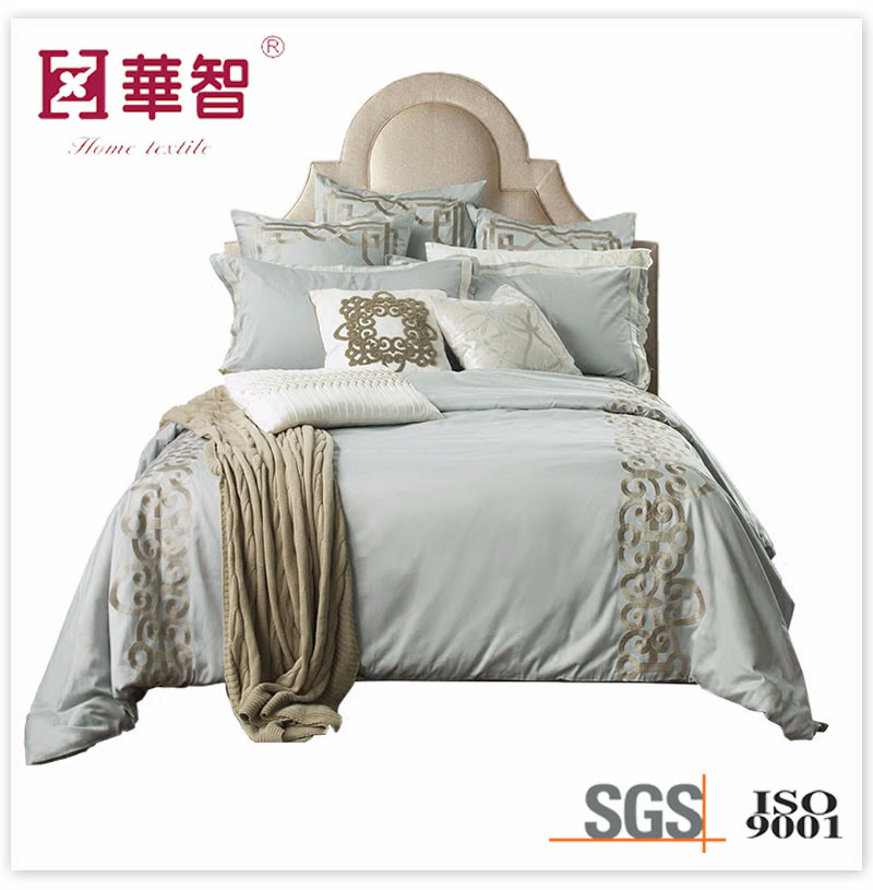 Cotton Embroidery Bedding Sets, Quilt Cover Set