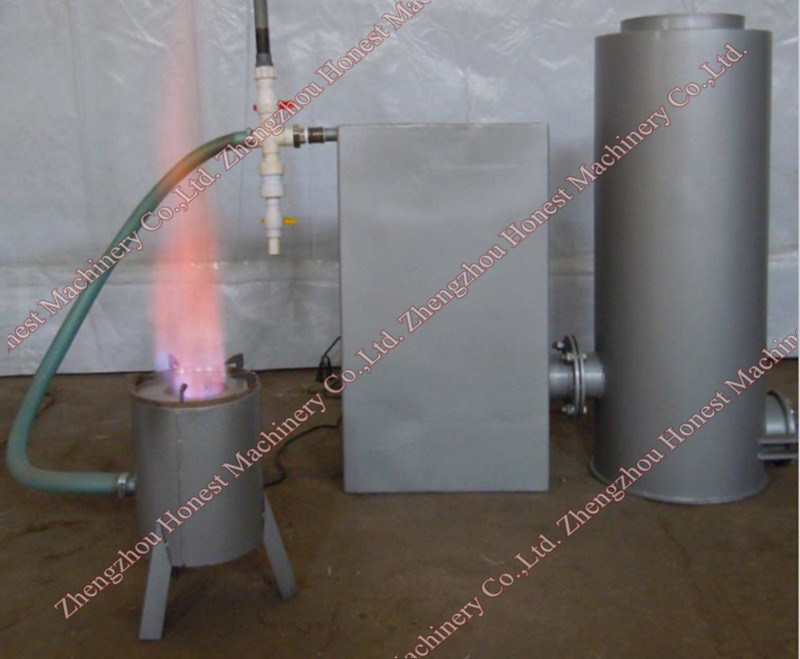 2017 Cheapest Environment Friendly Wood Gasifier for Sale