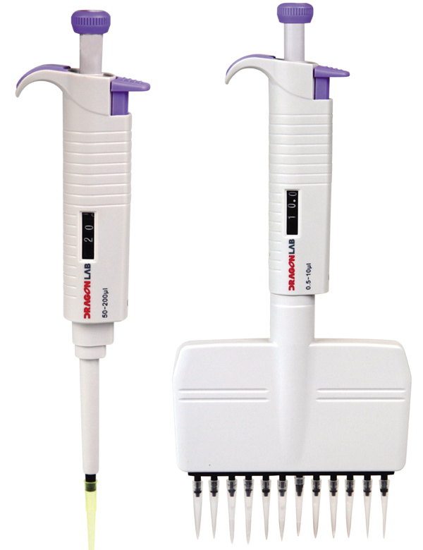 Micropette Plus Autoclavable Pipette (Adjustable & Fixed)