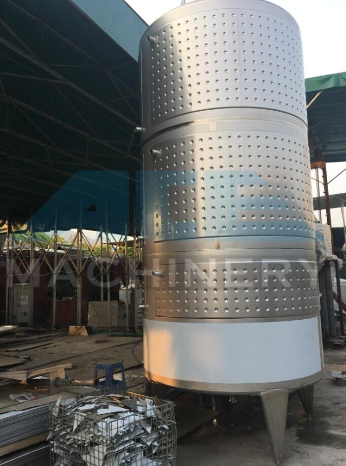 Sanitary Red Wine Fermentation Tank (ACE-FJG-1B)