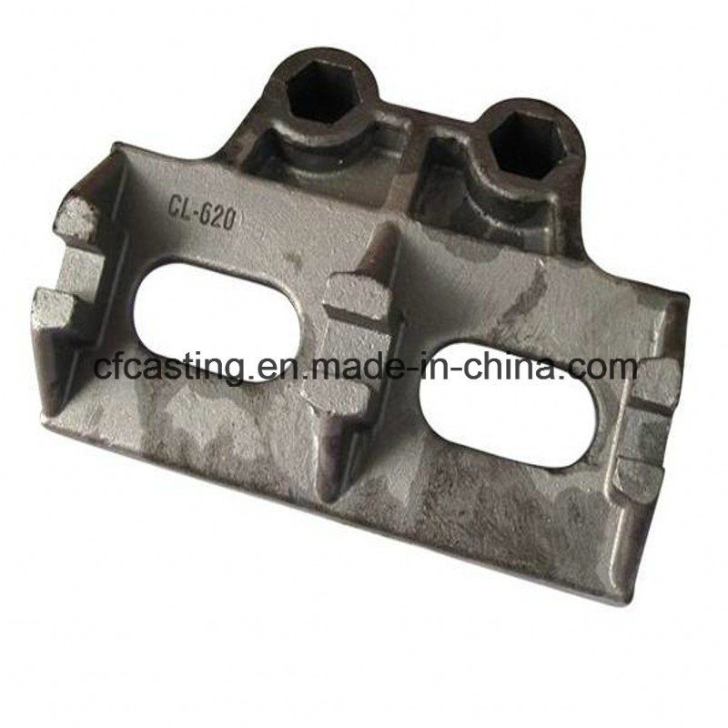 Carbon Steel Part for Mining Machine with Investment Casting