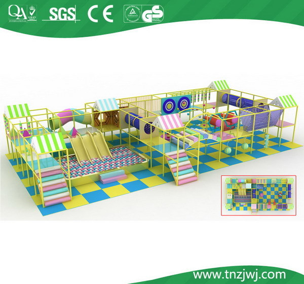 China baby soft play center indoor playground equipment for Baby play centre