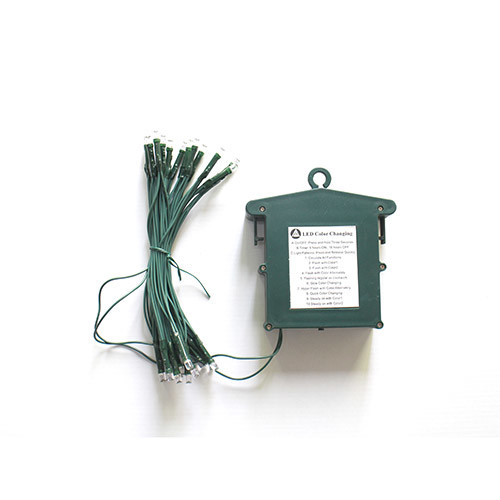 Christmas Light Gift String Craft with Battery Box Power Suppy (L200.024.00)