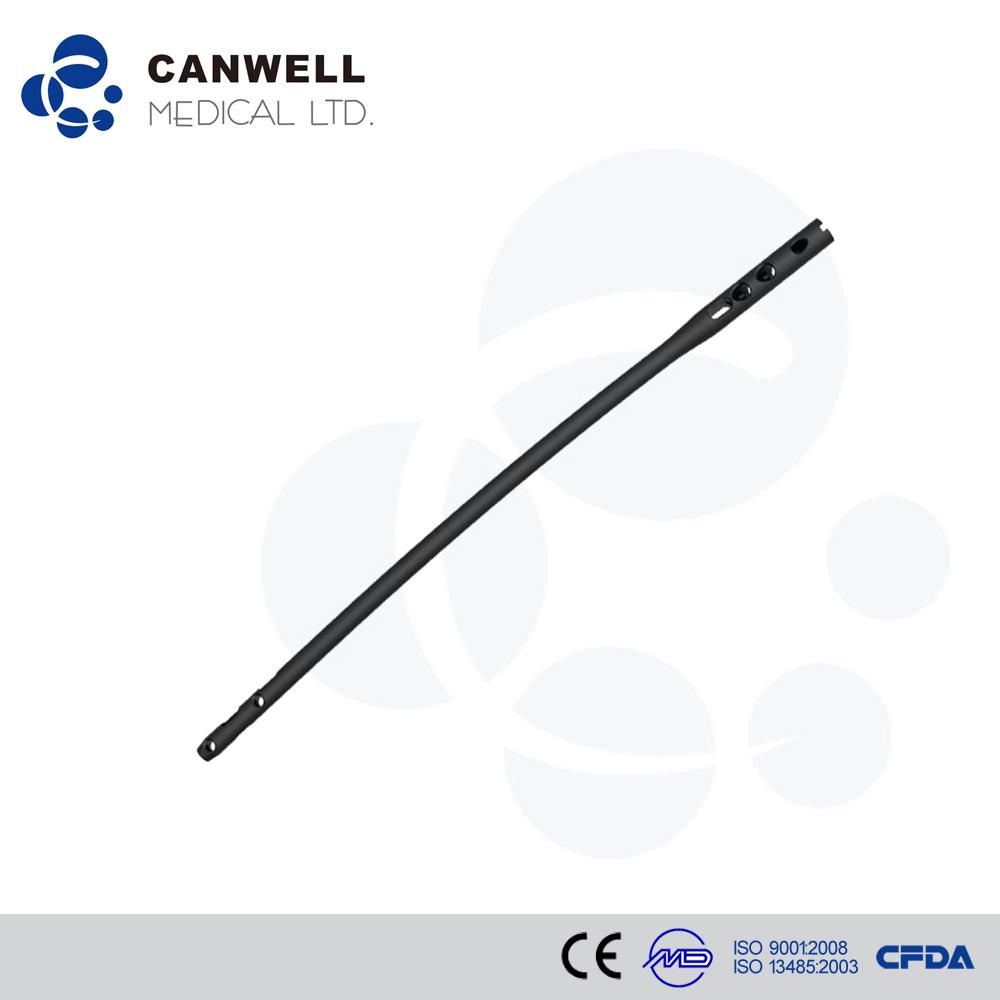 Canwell Canefn Interlocking Orthopedic Medical Nail with Ce/ISO